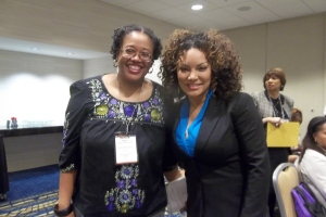 Me and Egypt Sherrod !!