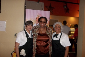Sweetie Pies Upper Crust with Ms. Jan and Ms. Linda!